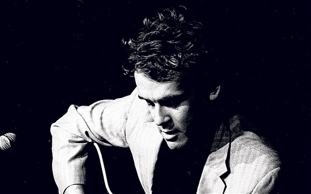 Haunting influence: Tim Hardin in 1964.