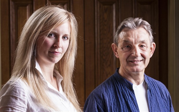 Alison Balsom and Trevor Pinnock have colaborated on Balsom's new album Sound The Trumpet.