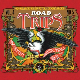 Road Trips Vol. 4 No. 5 (Boston Music Hall June 9, 1976) (3CD)
