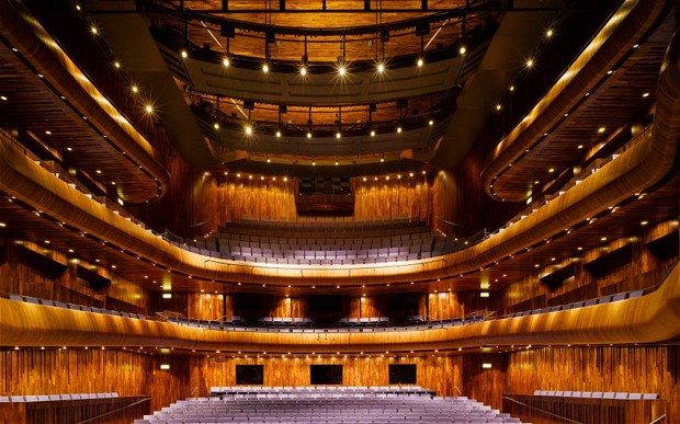 Wexford Opera House: a symbol of the Wexford Festival's cultural importance is in danger of becoming a white elephant