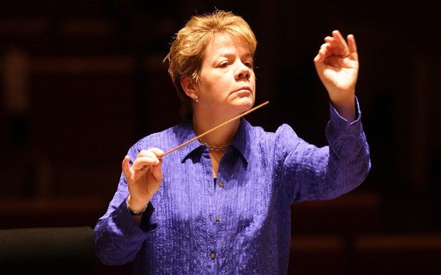 Symphony sympathy: Marin Alsop is the ideal choice for Prokofiev