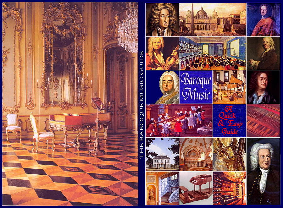 Baroque Music Guide, paperback cover image