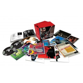 The Complete Studio Recordings Box Set (15CD)