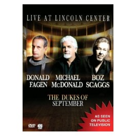 Dukes of September: Live from Lincoln Center (DVD)
