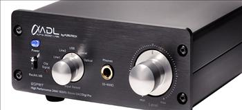 "Alpha Design Labs Release ""Esprit"" 24/192 DAC / ADC Digital Pre & Headphone Amplifier"