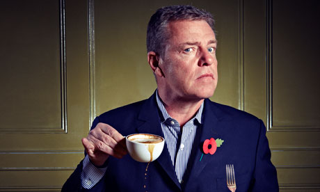 Suggs photographed at Quo Vadis, London W1