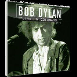 Live in Colorado 1976 (CD)