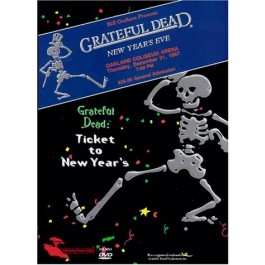Ticket to New Year's (DVD) (12/31/87 at the Oakland Coliseum Arena)