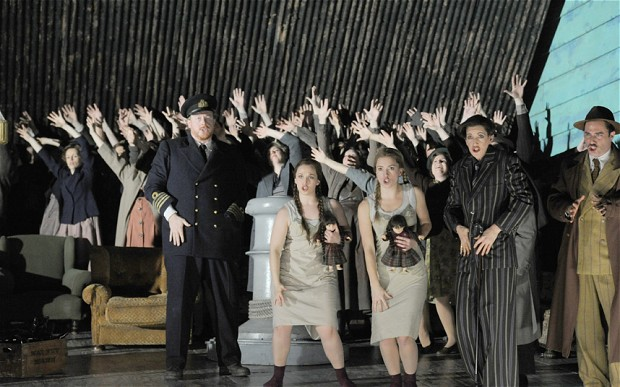 Peter Grimes in HD: Coming to a cinema near you
