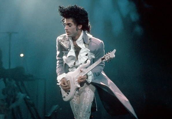Prince's Cloud guitar