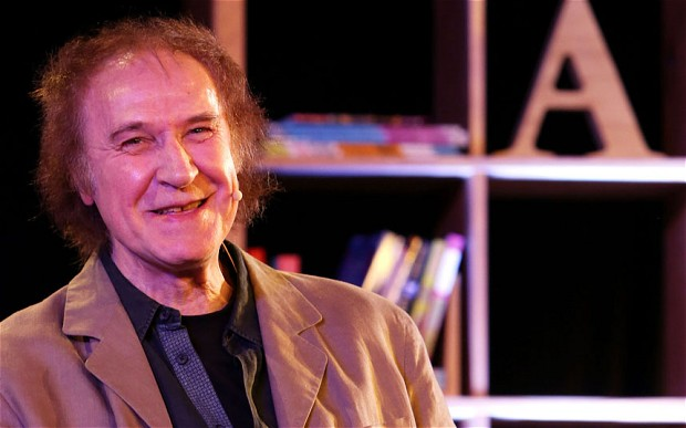 Ray Davies of The Kinks at the 2014 Hay Festival