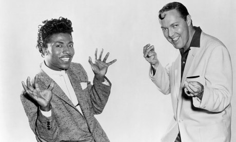 Little Richard and Bill Haley rock 1956
