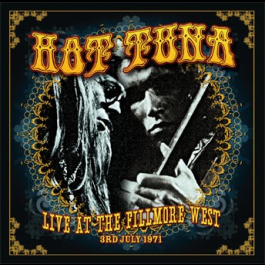 Live At The Fillmore West 3rd July 1971 (2CD)
