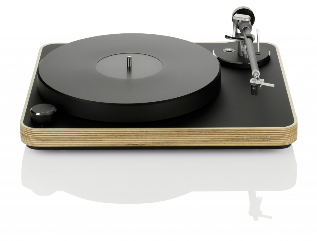 Clearaudio Concept Wood MC