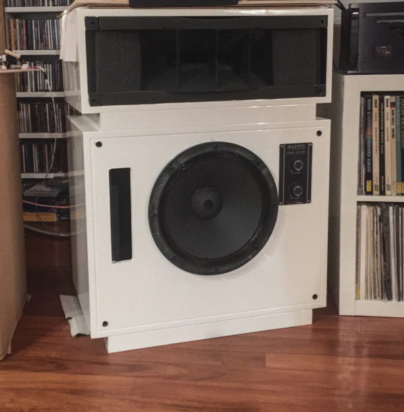 ALTEC: 19 White – recent images | Audiophile News & Music Review