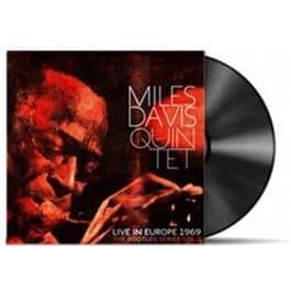 Miles Davis Quintet Live in Europe 1969: The Bootleg Series 2 (Vinyl Deluxe 180g 4LP)