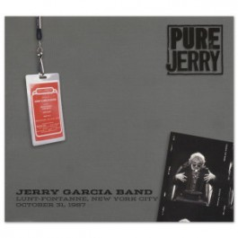Jerry Garcia Band: Lunt-Fontanne, NYC, October 31, 1987 (4 CD)