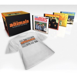 The Animals - The Mickie Most Years and More (5 CD/INCL.XL T-SHIRT Box Set)