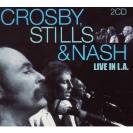 Live in La (Live 2CD) ( Universal Amphitheater in Los Angeles in November of 1982)