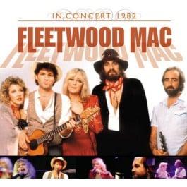 In Concert 1982 Live California October 21 & 22, 1982 (CD)