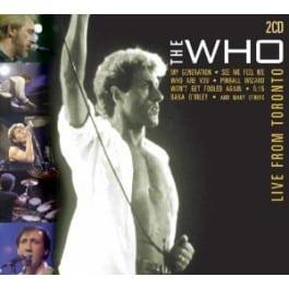 Live From Toronto (2CD) (Maple Leaf Gardens,Toronto 1982)