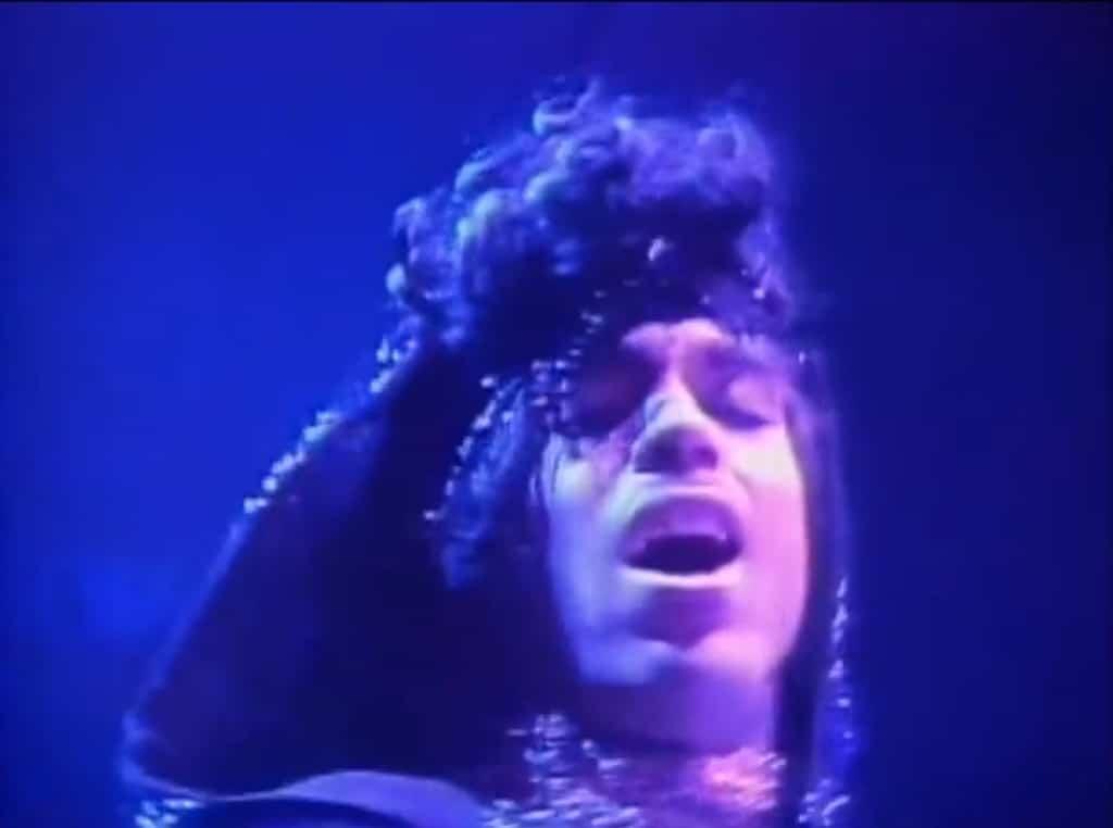 Prince Live at Syracuse 1985