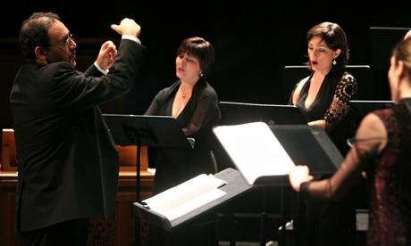 Rinaldo Alessandrini and the Concerto Italiano