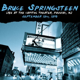 Live At The Capitol Theater Passiac NJ, September 19th 1978 (3CD)
