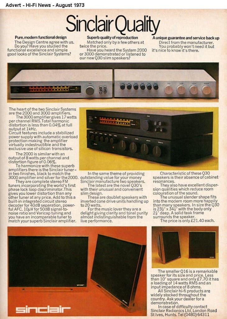 Sinclair 1973