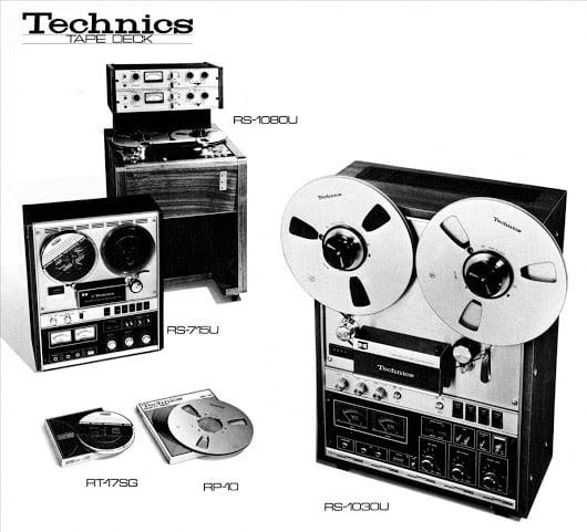 technics-tape-decks